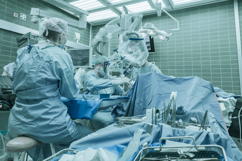 tumor surgery surgical microscope